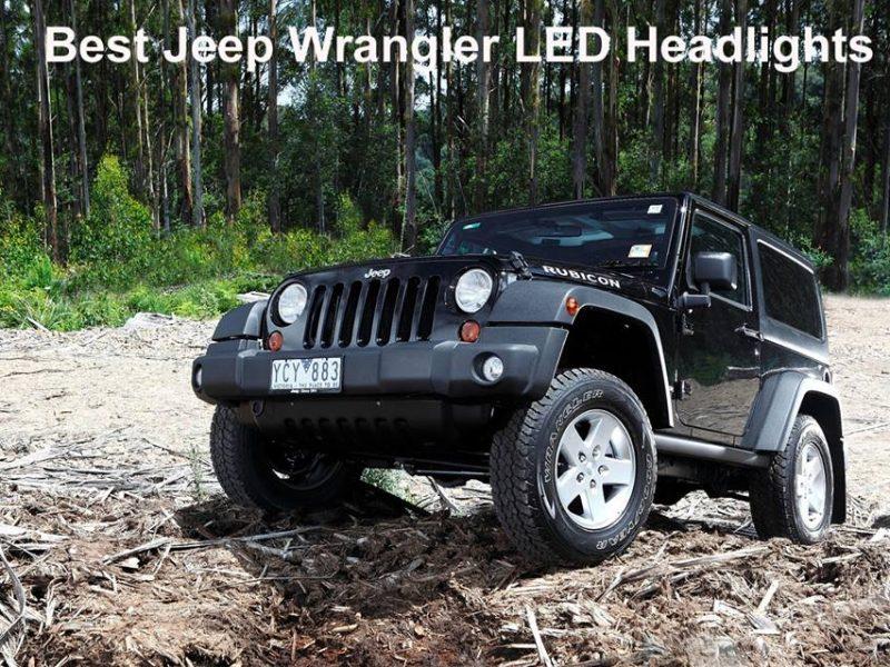 Best LED headlight for jeep wrangler