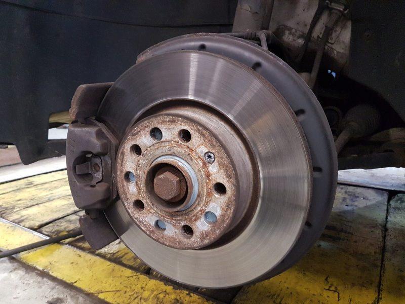 dodge ram brake pads 1500 & 2500