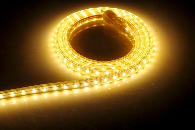 led strip light review