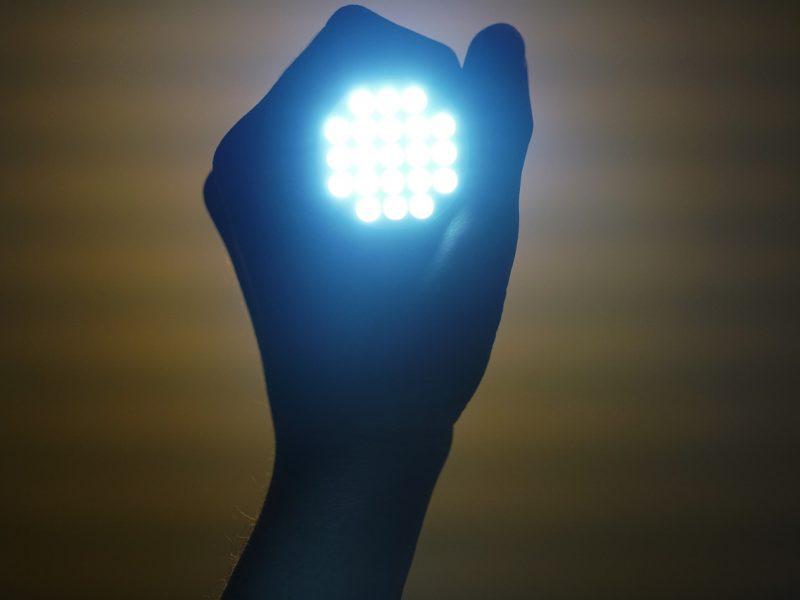 How does LED Light Work