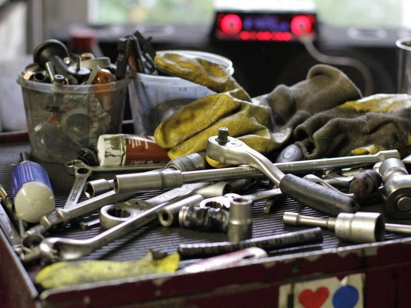 Torque Wrench Installation