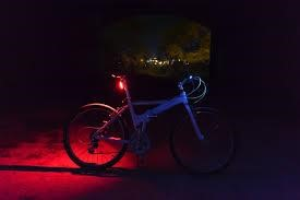 Rear Bike Light