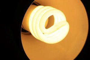 Compact fluorescent lights